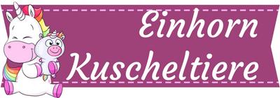 Einhorn Kuscheltier XXL
