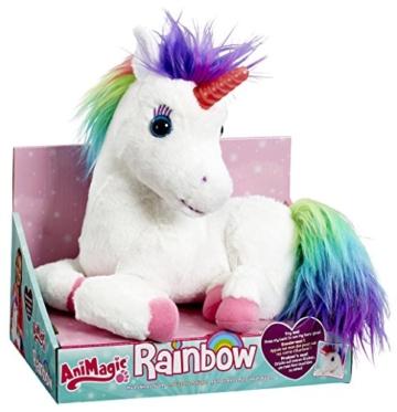 Animagic 31224.4300 - Rainbow - mein Einhorn mit Lichteffekten - 2
