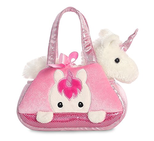 Aurora World 32795 Fancy Pal Peek-a-Boo Einhorn, Plüsch - 1
