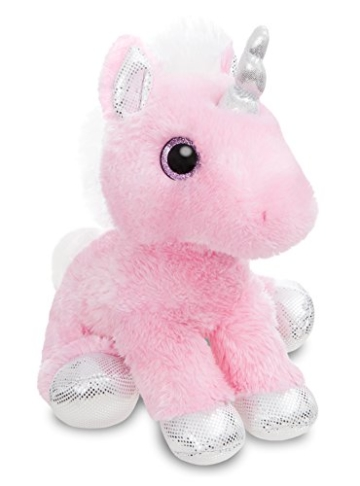 Aurora World 60853 Sparkle Tales Blossom Einhorn 12 in pink - 1