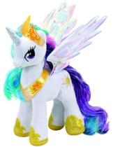 Carletto Ty 41182 - My Little Pony - Prinzessin Celestia, Plüsch, 15 cm - 1
