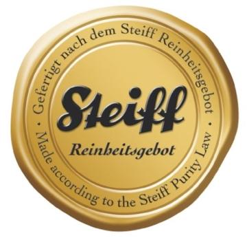 Steiff 15090 - Starly Schlenker-Einhorn, weiß - 3
