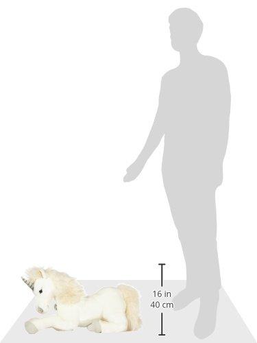 Steiff 15090 - Starly Schlenker-Einhorn, weiß - 5
