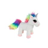 Stofftier Einhorn Luna - Stofftier Pferd, Regenbogen, Kinder Stofftier, Kuscheltier - 1