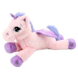 Sweety Toys 8025 Einhorn Plüschtier Kuscheltier 65 cm rosa - 1