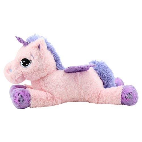 Sweety Toys 8025 Einhorn Plüschtier Kuscheltier 65 cm rosa - 2
