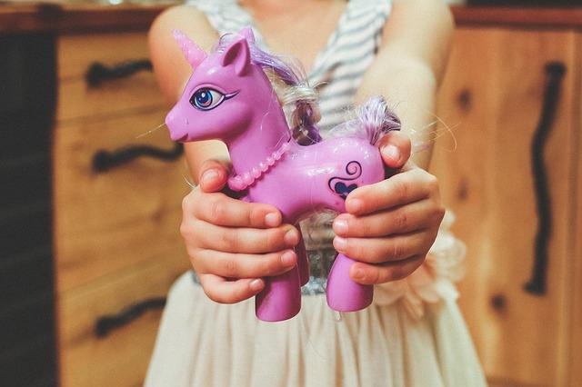 Einhorn Spielzeug